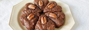 Gâteau au chocolat aux noix de pécan