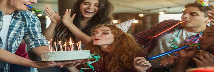 choisir son gâteau d'anniversaire