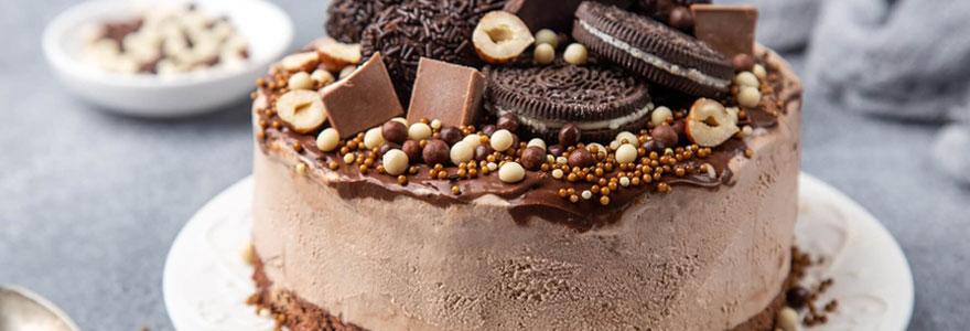 Faire un gateau cake design